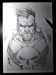 PUNISHER! by MARCIOABREU7