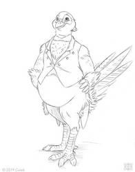 Thanksgiving Pheasant 1 by Calebfox