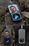 The Biotic's Heart - Kaidan Alenko Mass Effect by tishaia