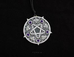Yennefer's Pentacle by tishaia