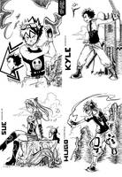 Originales para sorteo by Kuroudi