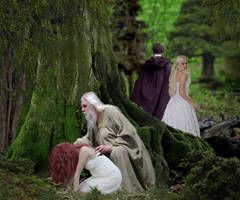 Lost in the Forest Velcrowmistress by velcrowmistress