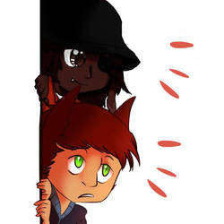 Sneaky Spies by Captain-CoCo