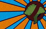 anti-Broccoli wallpaper by artjte