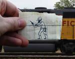 3-Train Rober by artjte