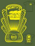 Monty Nouveau by artjte