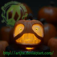 sm Pumpkin #3 by artjte