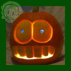 Pumpkin 13 - 2015 by artjte