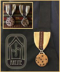 Cookie Metal by artjte