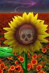 Death Flower by artjte