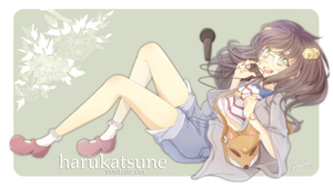 youtaite anime by harukatsune