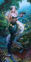 Mermaid by sswanderer