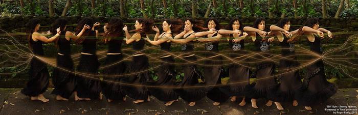 360 degree Spin - Multishot Overlap Photoedit by rogdog