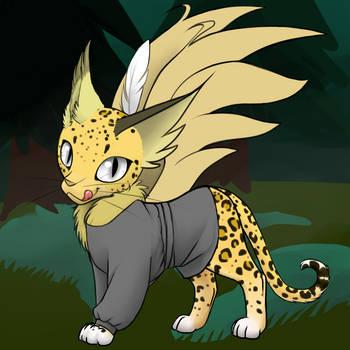 Leopard by 00Crimson00
