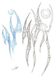 Newest Designs by zacky