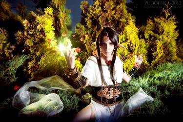 RG Veda: Ashura cosplay by Rociell