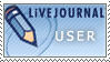 Live Journal User Stamp by EvoIIICE9A