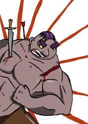 Big guy by PonZet