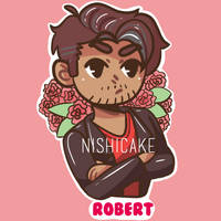 robert small! by nishicake