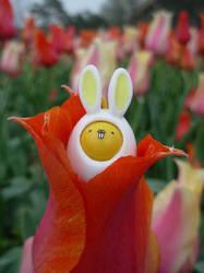 Happy late Easter by KawaiiUsagiChanSan