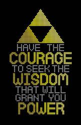 Triforce Motivational by Garanz