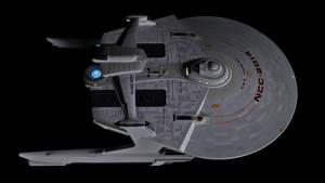 WIP: USS Korolev, part four by harroldsheep