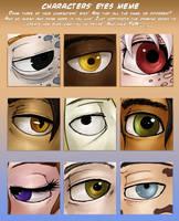 AB: Eye Meme by MooFrog44