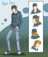 AB: Aiden Profile by MooFrog44