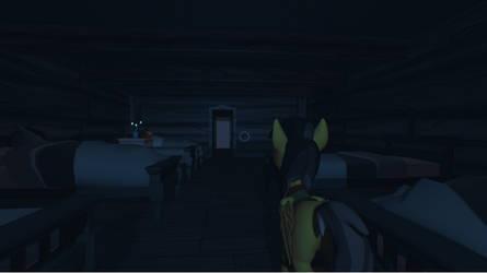 Early ingame screenshot by Fedetru