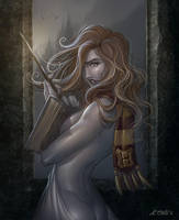 Hermione by HellboySoto