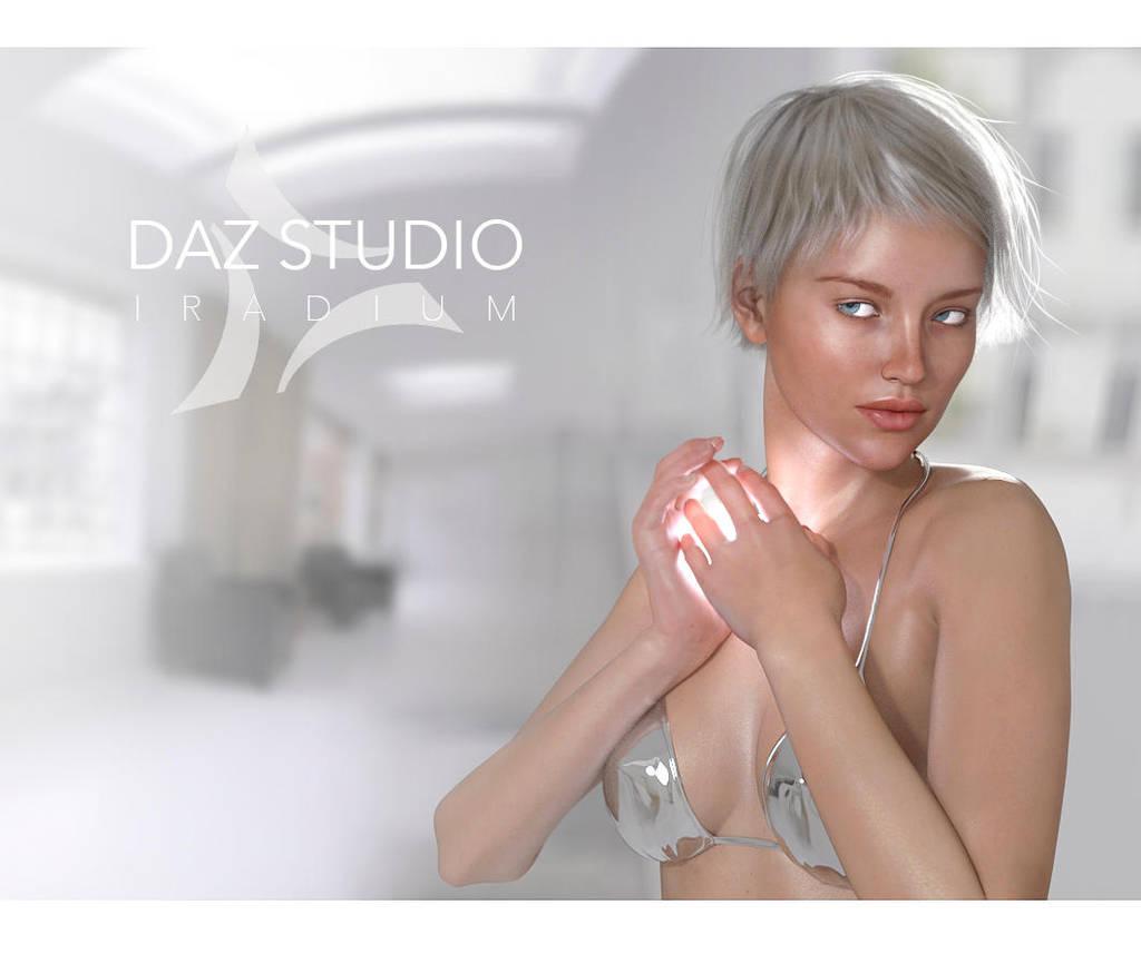 DAZ Studio Iradium by HellboySoto