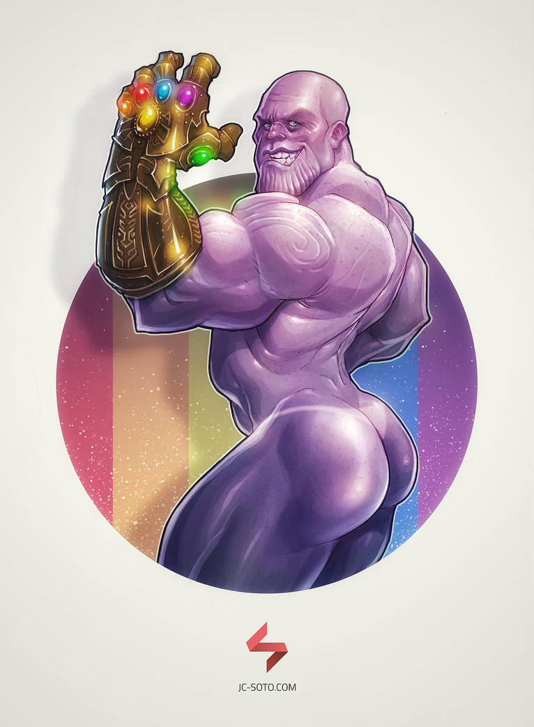 Infinity Pride by HellboySoto