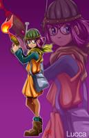 Chrono Trigger-Lucca by LenLenbell