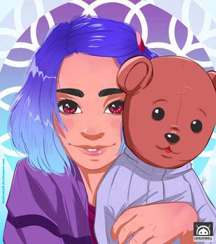 Teddy by LenLenbell