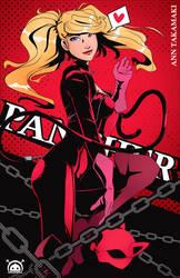 Ann Takamaki / FanArt by LenLenbell