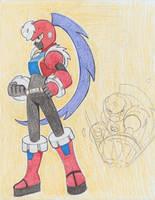 CF Metalman by ick25
