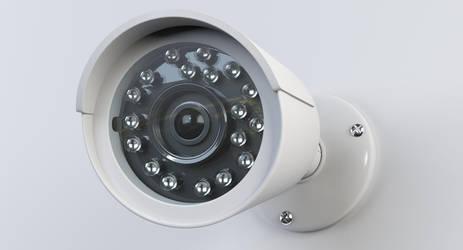 Security Camera CCTV by Dejavu2182