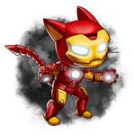 Ironcat by leamatte