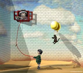 ilustracion infantil by rafaelaherrera