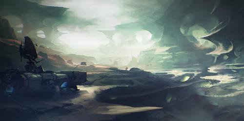 EnvironementFarcal 01 by LyssonAn