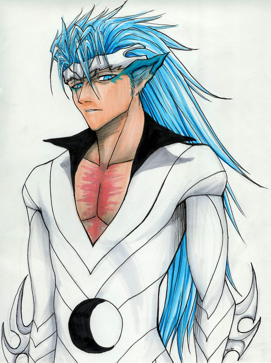 Grimmjow released by Raynehawk