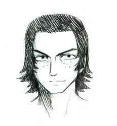 Ace sketch by Raynehawk