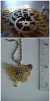 Steampunk Butterfly 5 by fresh4u