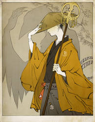 Monk by fresh4u