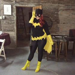 Batgirl Cosplay by Luaaa