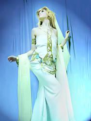 The Goddess of Harmony by Lady-Liliana