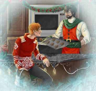 TA: Secret Santa for Kia | 2017 by axelro4191