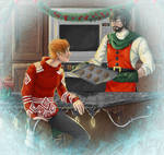 TA: Secret Santa for Kia   2017 by axelro4191