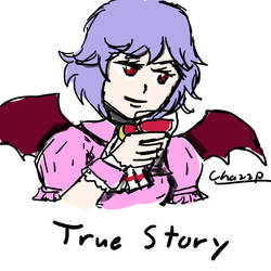 Touhou - True Story by chazzpineda