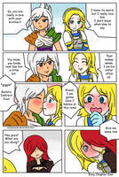 Love of Legends 14 - Envy Finale by chazzpineda